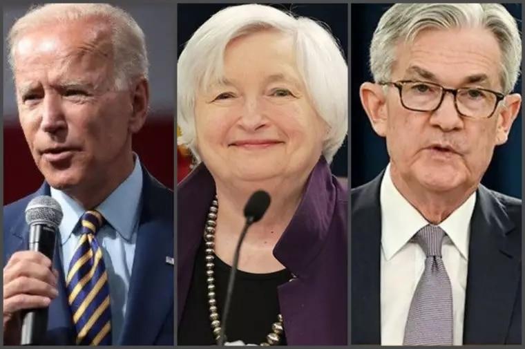 Biden, Yellen, Powell : le trio de la surchauffe américaine, et boursière